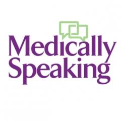 Medically Speaking Podcast Logo